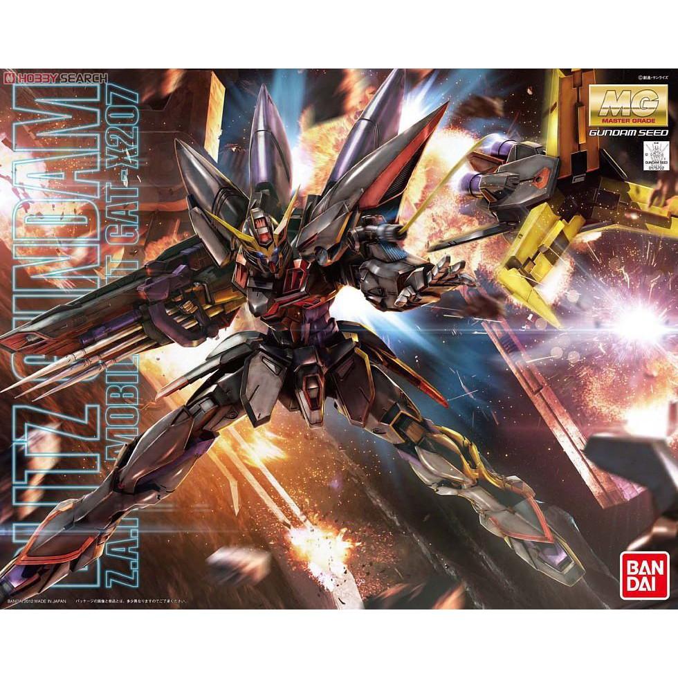 Mô hình lắp ráp MG SEED Blitz Gundam