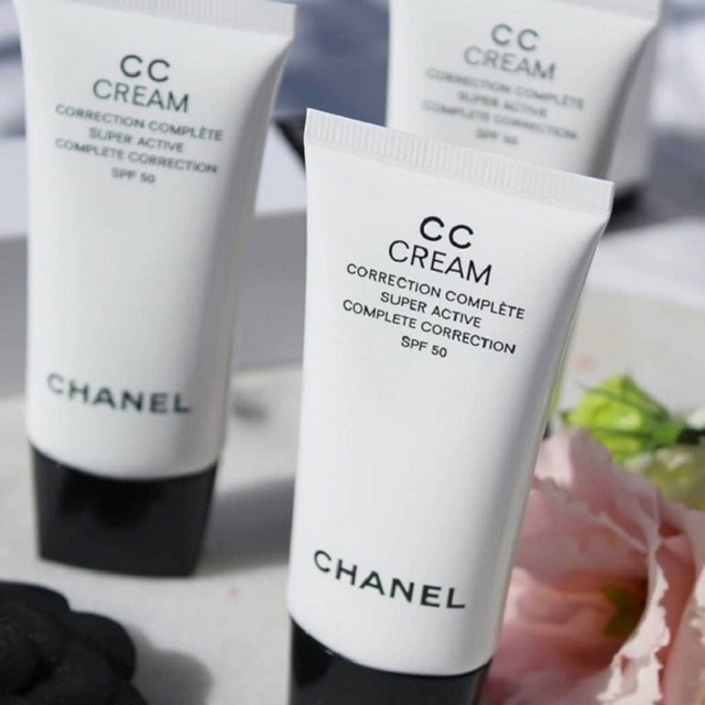 Kem Nền Chanel CC Cream Complete Correction SPF50 ( tester unbox )