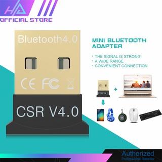 USB Nhận Tín Hiệu Âm Thanh Bluetooth CSR Dongle Hỗ Trợ Blueooth 4.0/ 4.2/ 5.0 Chuyên Dụng Cho Máy Tính