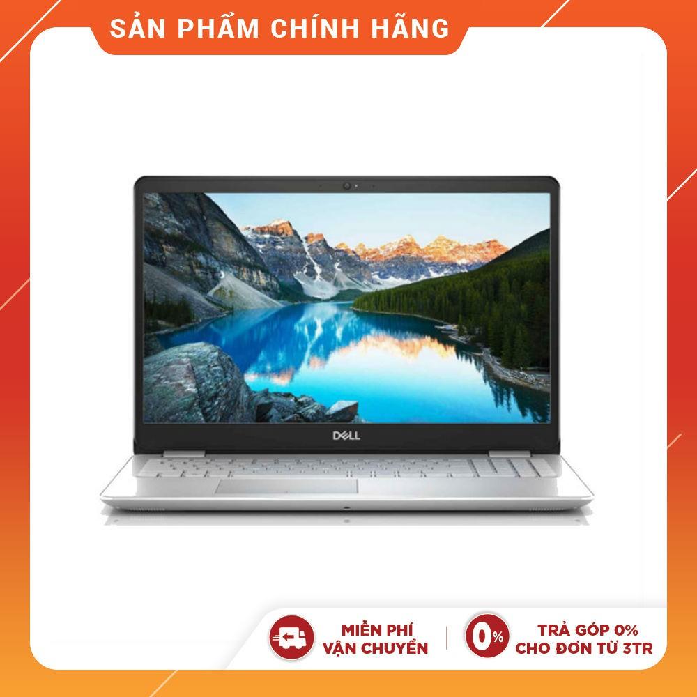 Laptop Dell Inspiron N5584 CXGR01 (Bạc) - Hàng chính hãng new 100%