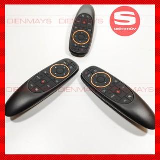 Chuột bay không dây tìm kiếm bằng giọng nói điều khiển Smart TV Android Box G10S và G10 - BH 6 tháng
