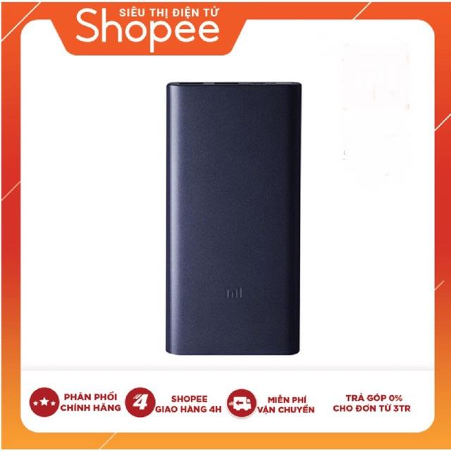 Sạc Dự Phòng Xiaomi 10000mah 2 Cổng Usb
