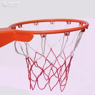 Khung vành bóng rổ TẶNG LƯỚI cho banh số 3,5, 6, 7 tập luyện thi đấu sơn tĩnh điện, Hàng tốt thumbnail