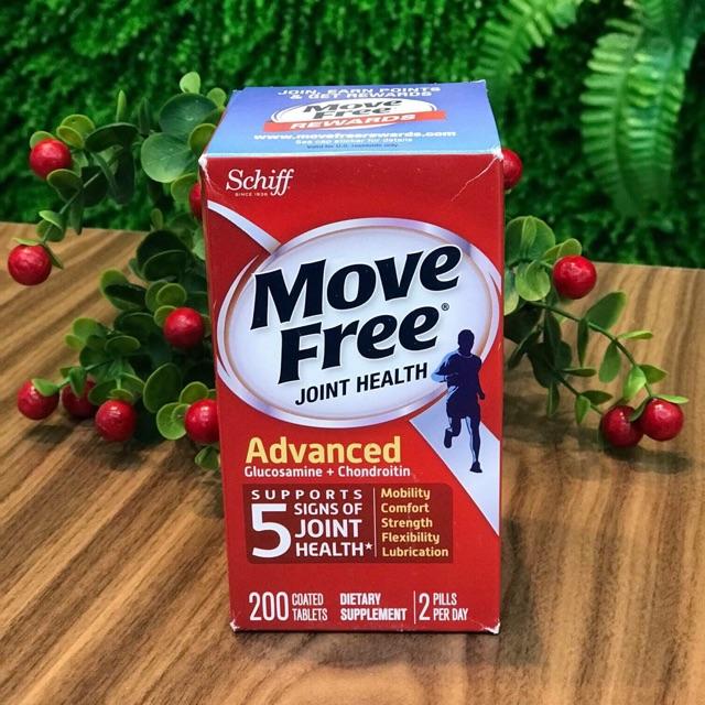 Viên uống bổ xương khớp Move Free Advanced