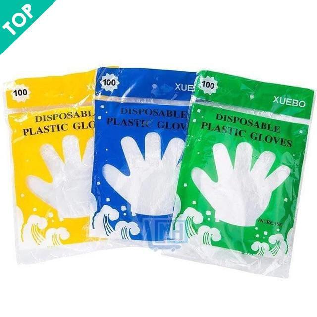 [CỰC RẺ] - Găng tay vệ sinh chống xước