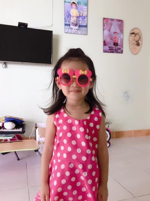 Mắt Kính Chống Tia UV Siêu dễ thương cho bé