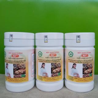 03 Bột dinh dưỡng X5 Plus-dành cho bà bầu gồm các hạt ngũ cốc nảy mầm, bổ sung sữa gầy,đạm đậu nành,óc chó,hạnh nhân,…