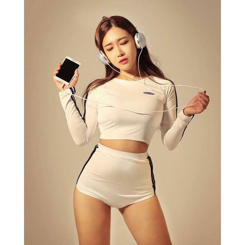 Bikini Hàn Quốc dài tay - 3392617 , 970447406 , 322_970447406 , 350000 , Bikini-Han-Quoc-dai-tay-322_970447406 , shopee.vn , Bikini Hàn Quốc dài tay