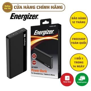 Sạc Dự Phòng Energizer CHÍNH HÃNG Dung Lượng 10000mAh UE10054| Bảo Hành 24 Tháng