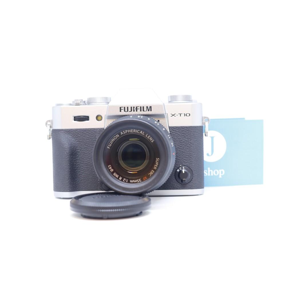 Máy ảnh FUJIFILM X-T10 Lens XF 35mm 1:2 - 22971251 , 1711231445 , 322_1711231445 , 14800000 , May-anh-FUJIFILM-X-T10-Lens-XF-35mm-12-322_1711231445 , shopee.vn , Máy ảnh FUJIFILM X-T10 Lens XF 35mm 1:2