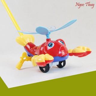 [SIÊU KHUYẾN MẠI] Đồ chơi xe đẩy tôm cua càng chất lượng cho bé – Bibo 221