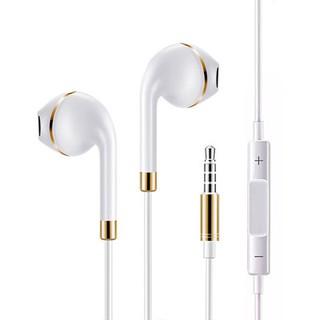 Tai nghe nhét tai giắc 3.5mm tiện dụng cao cấp cho dòng Iphone Samsung