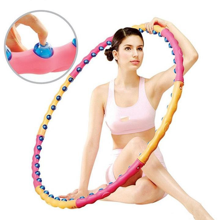 Vòng lắc eo giảm cân massage hoop - 15383069 , 1736773899 , 322_1736773899 , 168000 , Vong-lac-eo-giam-can-massage-hoop-322_1736773899 , shopee.vn , Vòng lắc eo giảm cân massage hoop