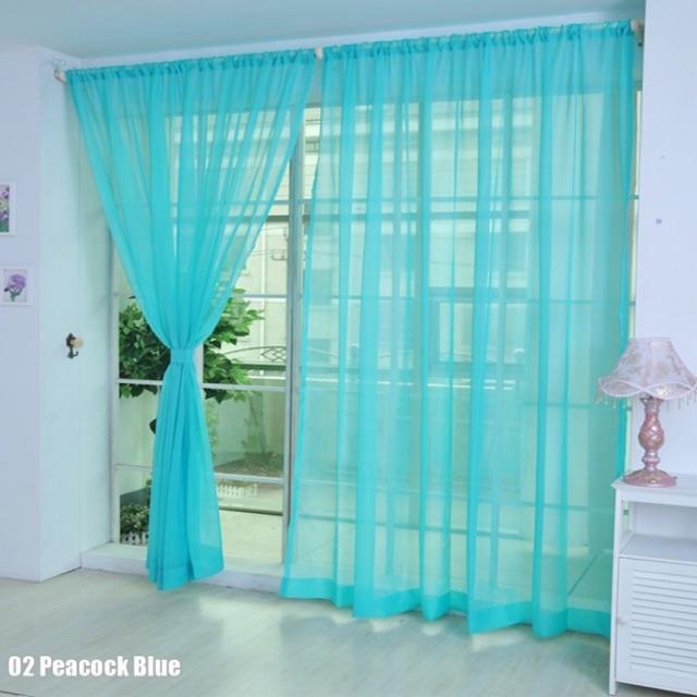 Rèm cửa / màn cửa/ rèm cửa sổ 200cm x 100cm