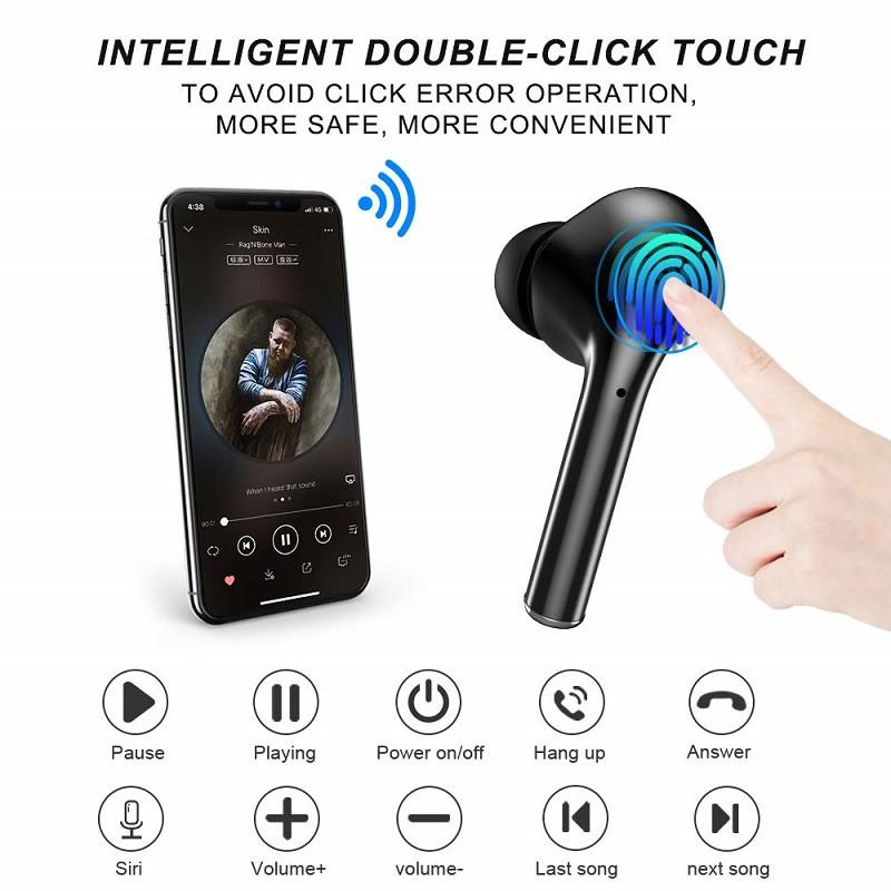 Tai Nghe Không Dây KCO M16 TWS Bluetooth V5.0 Cao Cấp