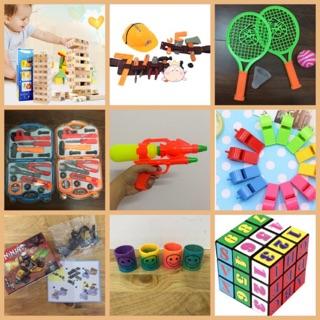 [FREESHIP TOÀN QUỐC] BỘ SƯU TẬP 9 món đồ chơi dành cho bé trai