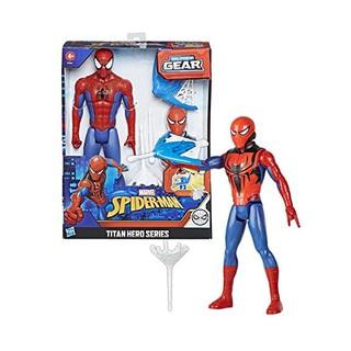 [Mã 1212TINI03 giảm 25% đơn 200k] Đồ chơi Hasbro Spider Man siêu anh hùng TiTan và phụ kiện E7344 thumbnail