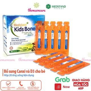 Canxi ống cho bé Medstand Kids Bone - bổ sung canci, D3 và K2 phát triển chiều cao cho trẻ, giảm còi xương thumbnail