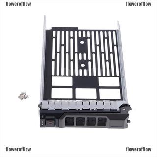 Flowerofflow New 3.5″ KG1CH SAS SATA hard drive tray caddy for dell R730 R430 R530 R630 R720 FFF