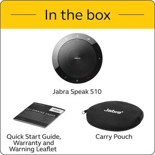 [SPEAKER] Loa chuyên dụng họp trực tuyến Jabra S510