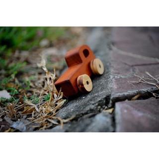 Ô to tải đồ chơi bằng gỗ cho bé siêu đáng yêu