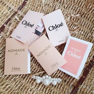 CHLOE Mẫu thử vial nước hoa Eau de parfum thumbnail