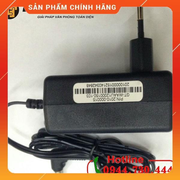 [Mã 2404EL10K giảm 10K đơn 20K] Adapter nguồn máy chấm công Ronald Jack DG-600 dailyphukien