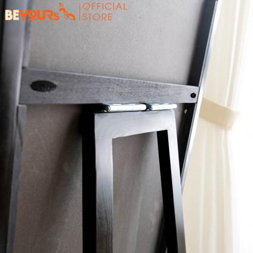 Gương Đứng Soi Toàn Thân Gỗ BEYOURs Có Chân Di Động A-Mirror Nội Thất Phòng Ngủ Lắp Ráp