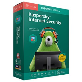 kaspersky(สแกนไวรัส)  internet Security 2019 (1 PCs/1 Year) - ของแท้
