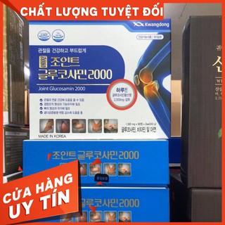 [SỈ TẬN GỐC] Viên Uống Bổ Khớp Glucosamin KWANGDONG Hàn Quốc