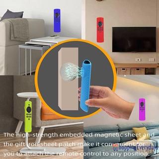 Vỏ Silicon Bảo Vệ Chìa Khóa Điều Khiển Từ Xa Cho Amazon Fire Tv Stick Lite