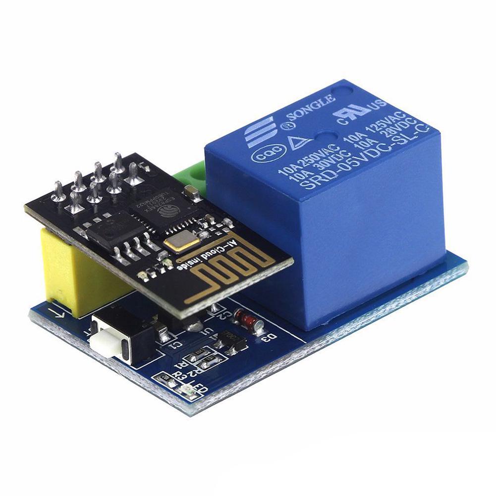 ESP8266 ESP-01S Phone APP Switch Electronics DC 5V Remote