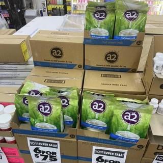 Sữa A2 nguyên kem,sữa a2 úc DATE 01/2022