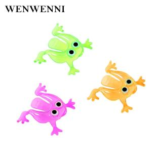 3pcs Jumping Frogs Desktop Game Party Games Random For Kids Mini Gifts Fantastic