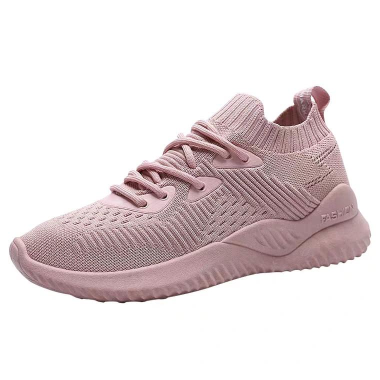 Hình ảnh Giày thể thao sneaker nữ độn đế siêu êm HAPU mã APB1 ba màu-0