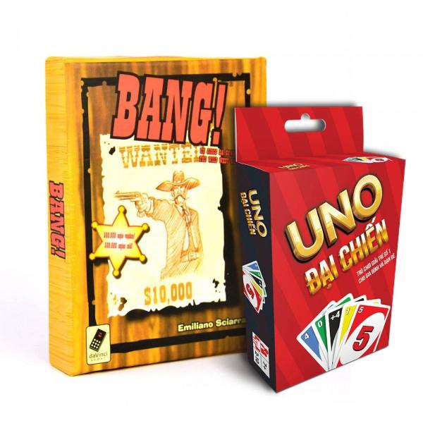 Combo BANG & Uno