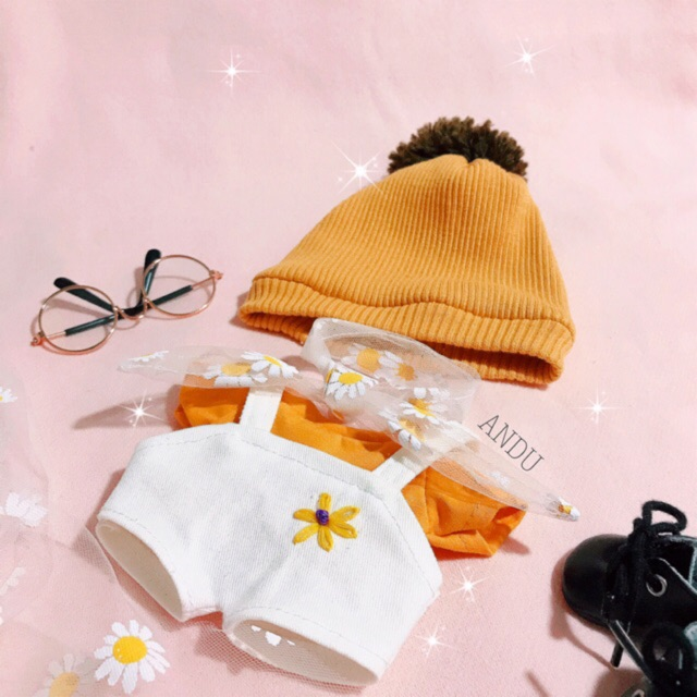 Outfit cho doll 10cm-15cm-20cm-indentity V