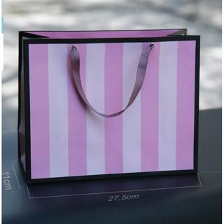 10 túi thời trang nữ  đựng quần áo thời trang nữ các loại size 22x27.5x11cm (mẫu số 33)
