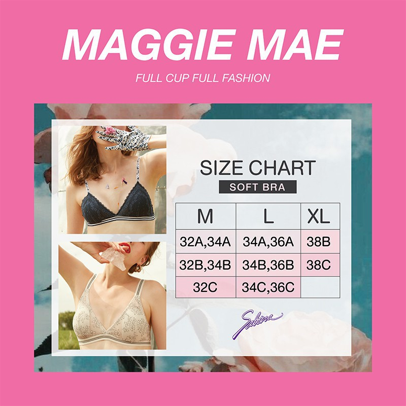Maggie Mae รุ่น Warm in the City รหัส SBT1053BD+SUT1053BD สีน้ำเงิน