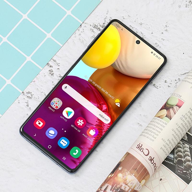Điện thoại chính hãng Samsung galaxy M51 pin 7000mAh (