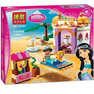 Bộ lego xếp hình Disney Princess Công chúa Ba Tư – Vùng đất huyền bí 10434