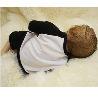 "[Shiwaki Shopee]18"" Neborn Baby Kits Silicone Vinyl Head Arms Legs for Neborn Baby Doll"