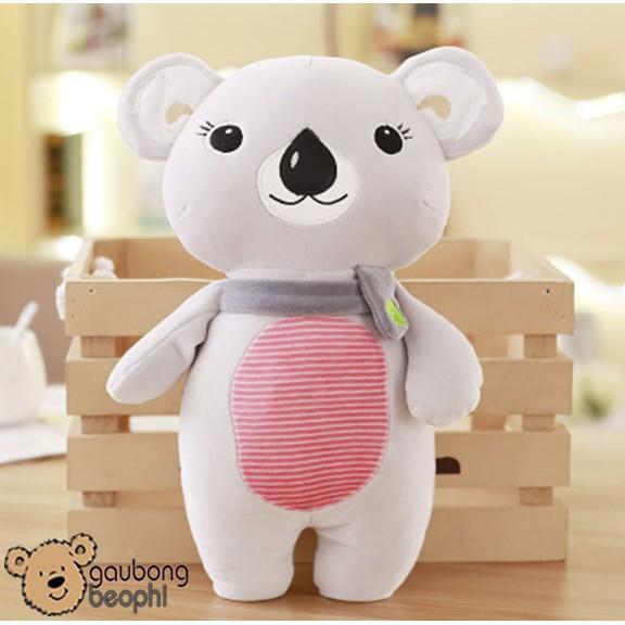 [2019]Thú bông quàng khăn hàng nhập siu cute, bông mềm mịn, an toàn cho bé- LITI