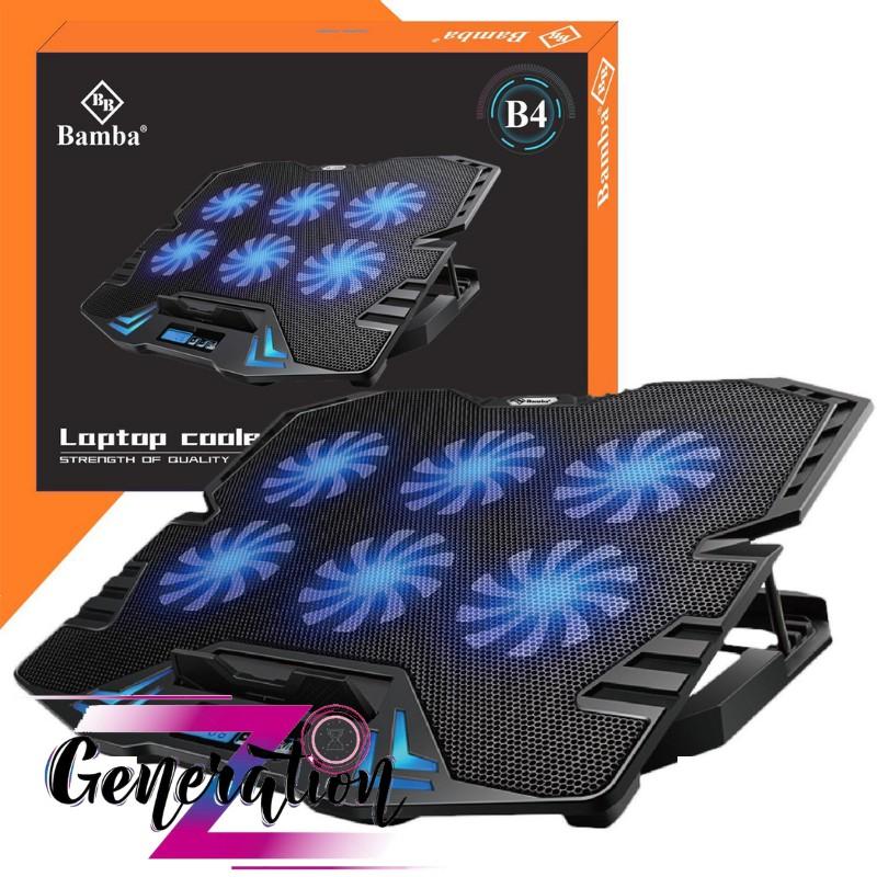 [Mã ELMS5 giảm 7% đơn 300K] Đế tản nhiệt laptop BAMBA B4