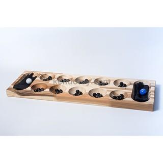 Trò chơi ô ăn quan | Đồ chơi gỗ an toàn