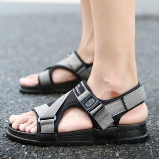 Sandal nam tăng chiều cao phong cách Hàn Quốc giá rẻ Order