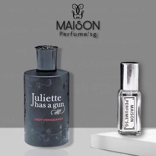 Mẫu thử nước hoa Juliette Has A Gun Lady Vengeance (5ml 10ml 20ml)Spray thumbnail