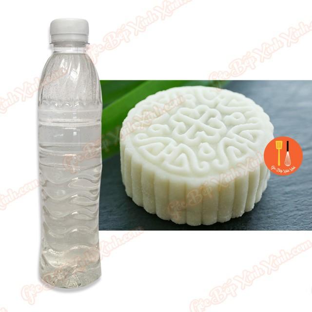 Nước đường trắng bánh dẻo 500g