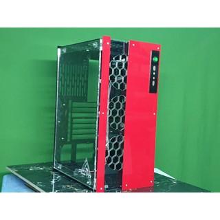 Vỏ case PC – VTT-V6 – trong suốt – độc đáo – cực đẹp