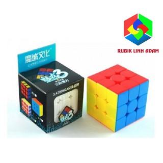 RUBIK 3×3 Mofang Jiaoshi Meilong Stickerless TỐC ĐỘ CAO | Rubik Linh Adam